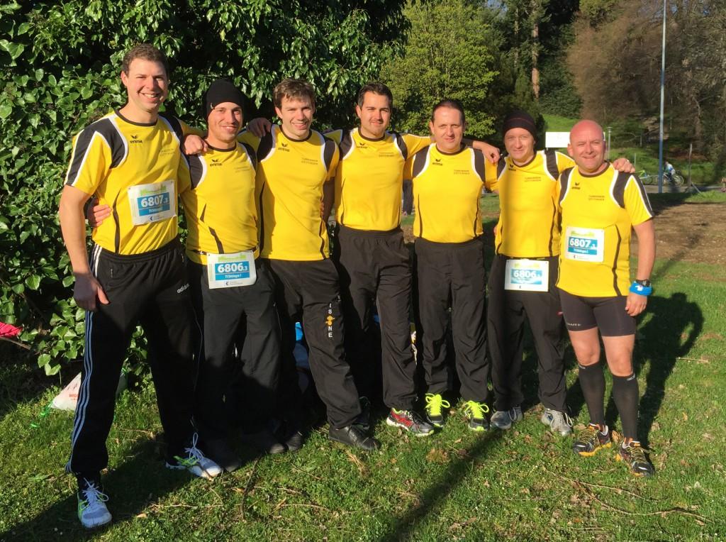 Turnverein Döttingen, Zürichmarathon 2015
