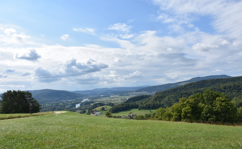 Turnverein Döttingen auf dem Jura Höhenweg