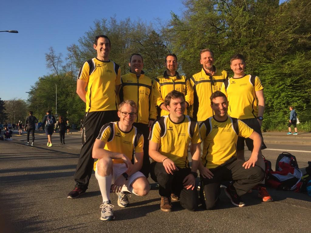TV Döttingen Zürich Marathon 2017